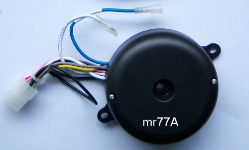 MR77A replacement ceiling fan remote control receiver module on